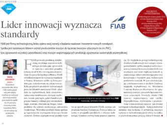 Forbes przyznał Diament dla FIAB