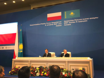 EXPO 2017, Polsko-Kazachstańskie Forum Gospodarcze