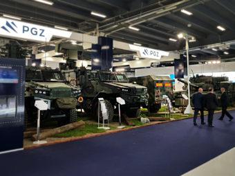 Międzynarodowy Salon Przemysłu Obronnego – największa impreza militarna w tej części Europy.