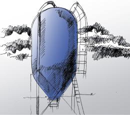 Zbiorniki na wodę i gaz