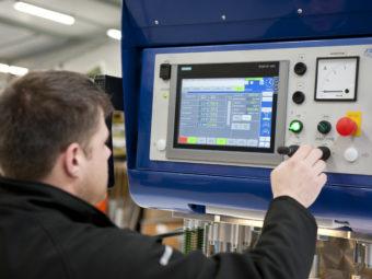 Touch panel Siemens
