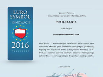 EuroSymbol Innovation 2016