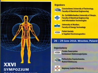 XXVI Conference of the Polish Society of Applied Electromagnetics