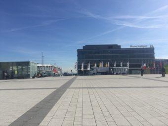Internationale EMV Messe 2017 in Stuttgart