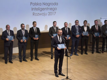 Polish Intelligent Development Award in 2017 for FIAB Sp. z o.o. sp.k.