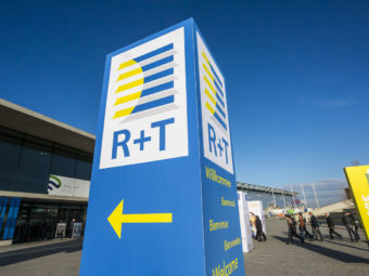 Odwiedź nas na targach R+T w Stuttgardzie