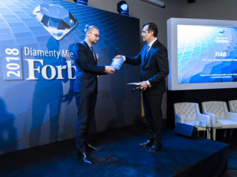 Diamenty Forbesa – nagroda dla spółki FIAB