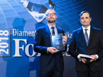 Forbes Diamonds – an award for the FIAB company