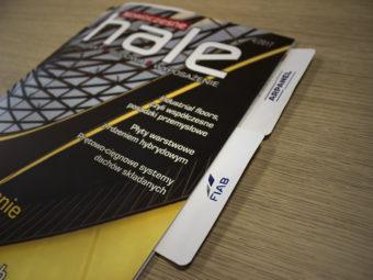 Nowoczesne Hale piszą o FIAB