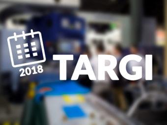 TARGI, WYSTAWY I KONFERENCJE W 2018 ROKU